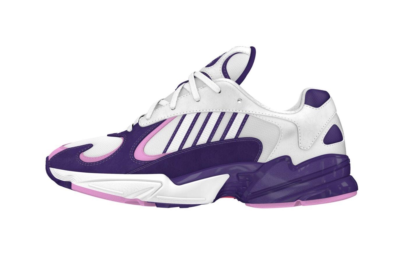 The New 'Dragon Ball Z' x Adidas