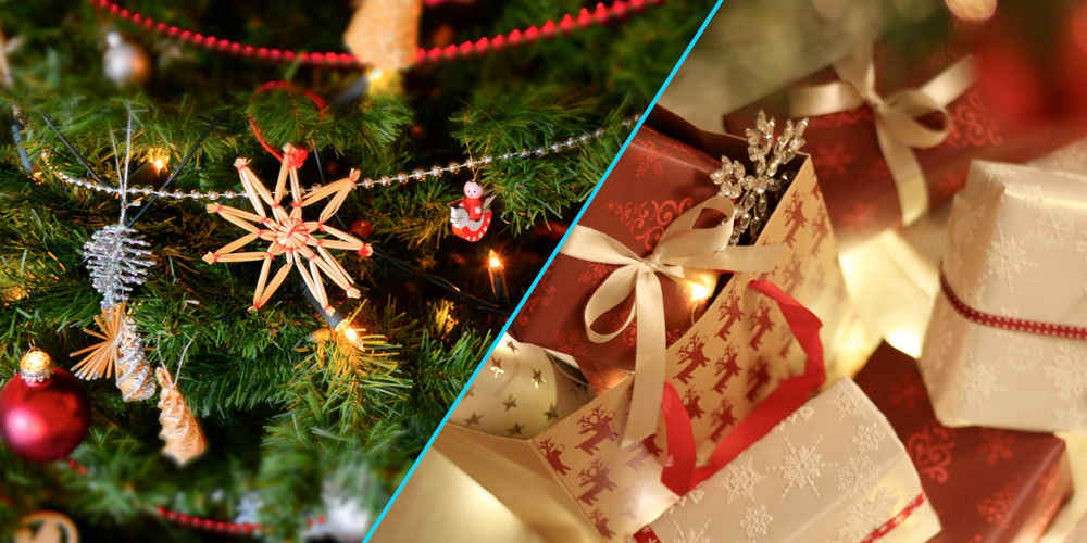 home articles people who put up christmas decorations early are happier according to science