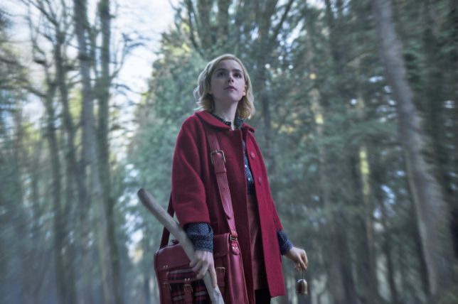 Chilling Adventures Of Sabrina Season 2 Trailer And