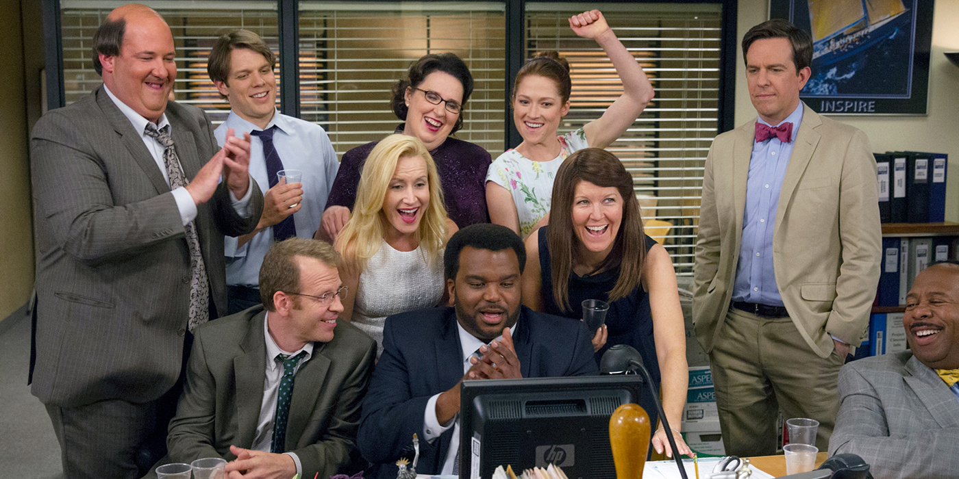 The Office NBC cast