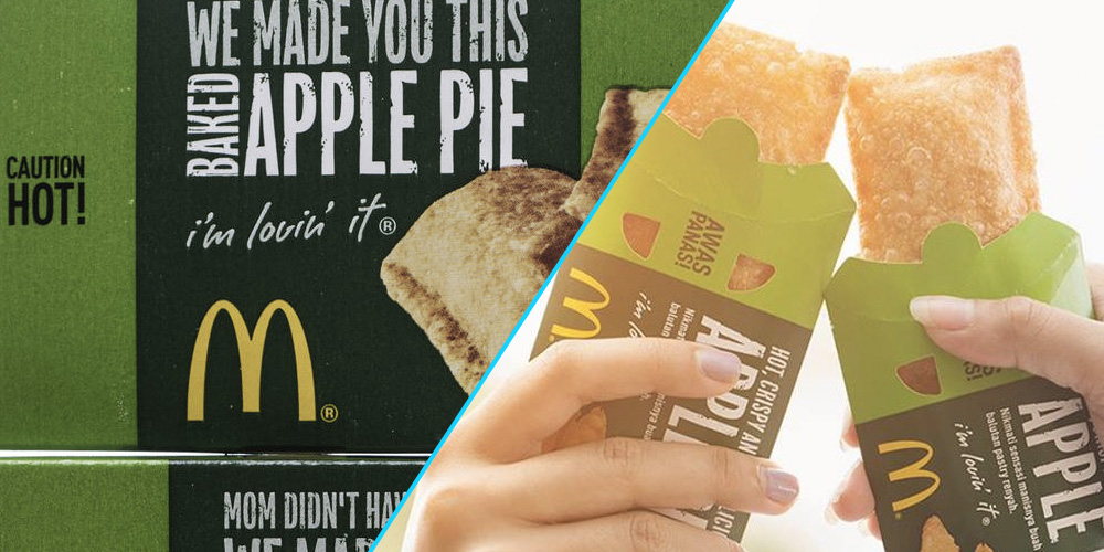 Home Articles McDonalds Changes Apple Pie Recipe And Everyones Furious About It