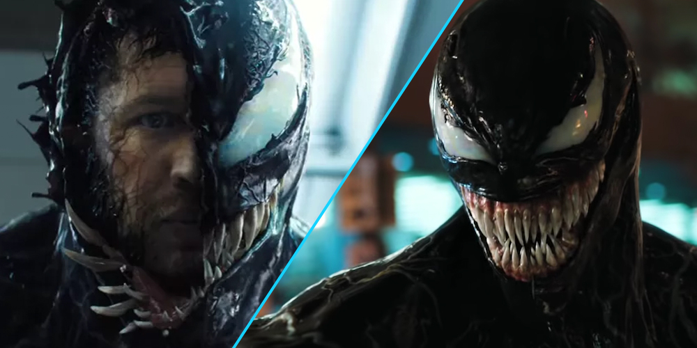 The Adverts For The New Venom Movie Are Very Different In China