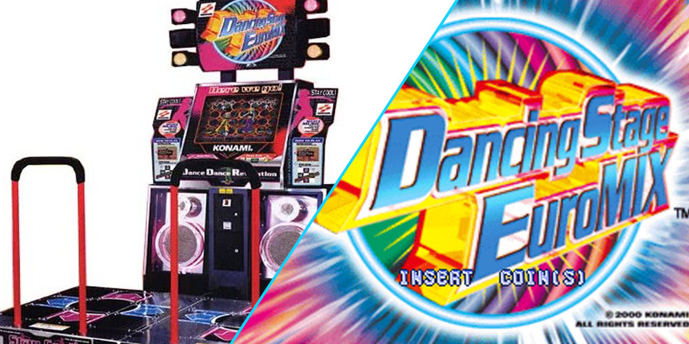 You Can Buy An Arcade Dance Machine For Just £75 A Month