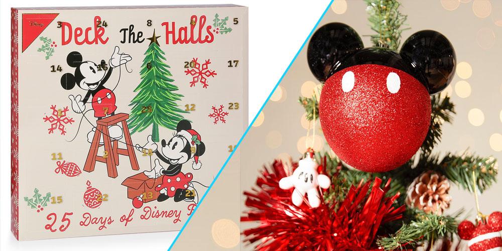 Primark Is Launching A 15 Disney Bauble Advent Calendar