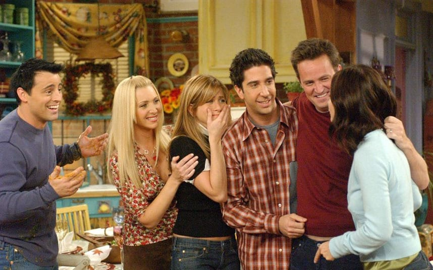 Share your Tv show friends nude