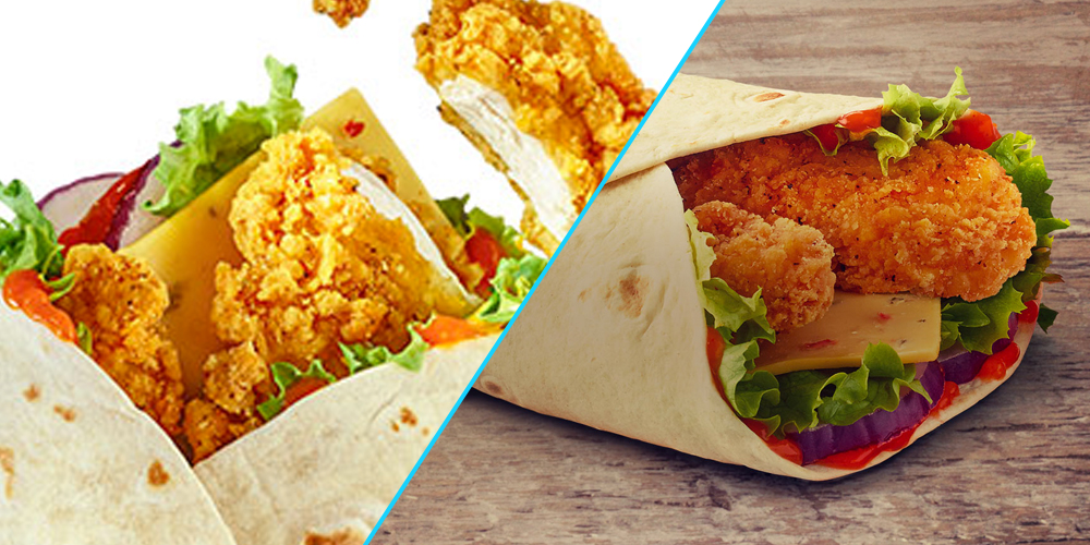 People Are Kicking Off At Mcdonald S Over Their Fiery Buffalo Chicken Wrap