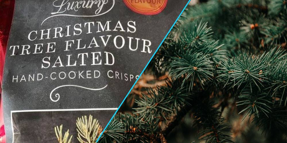 home articles iceland has started selling christmas tree flavoured crisps - How Christmas Started