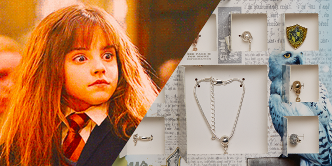 You Can Now Buy A Harry Potter Charm Bracelet Advent Calendar From Asda