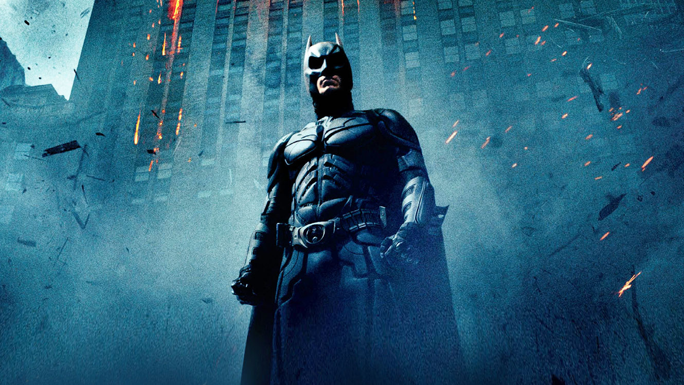 The Dark Knight 2008 movie poster
