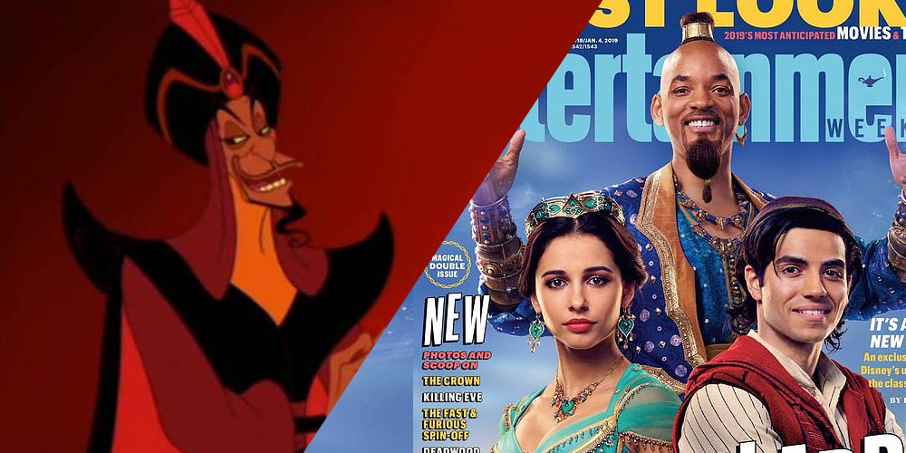 Everyone S Saying The Same Thing About Live Action Aladdin S