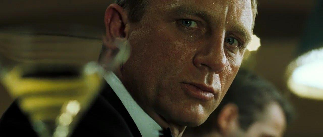 James Bond Vesper Martini
