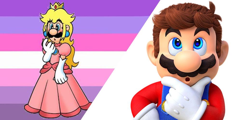 Super Mario Fans Are Convinced Luigi Is Transgender