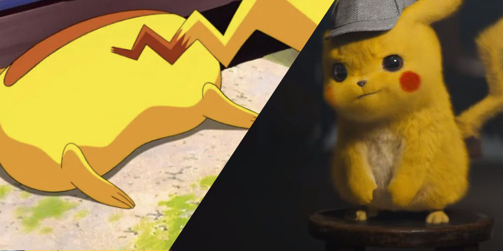 Detective Pikachu Just Confirmed That Pokémon Fart Too