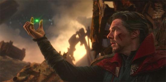 Time Stone Avengers-Infinity War