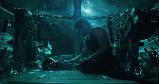 Tony Stark Avengers-Endgame