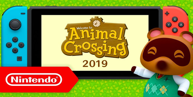 Animal Crossing Switch Release Date Has Been Confirmed