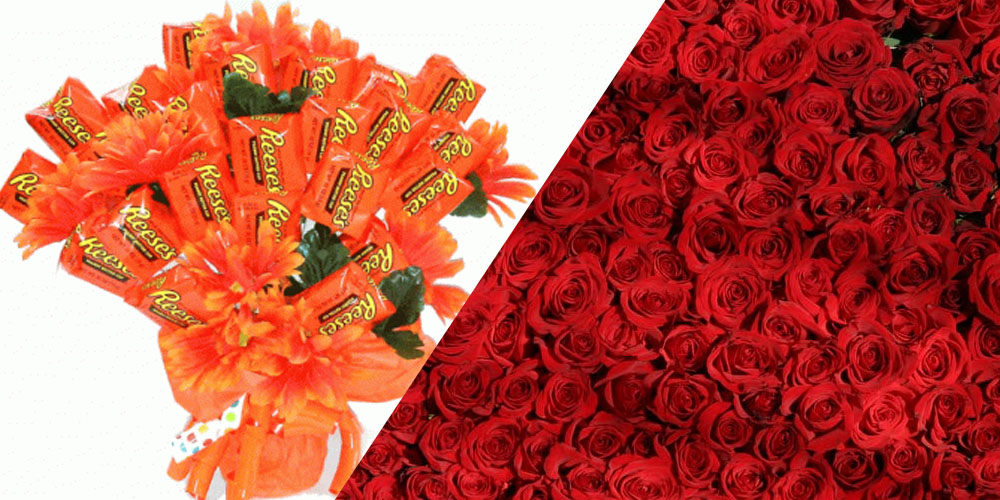 You Can Buy A Bouquet Of Reeses Peanut Butter Cups For