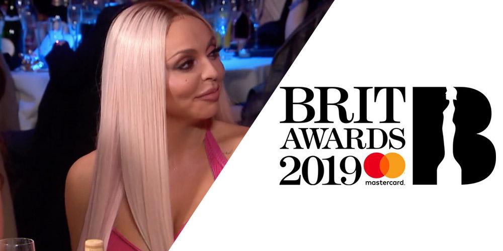 Jesy Nelson Brit Awards