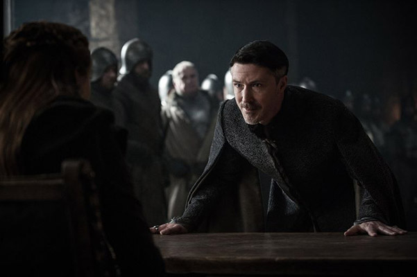 Littlefinger Game of Thrones Death