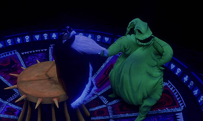 Oogie Boogie The Nightmare Before Christmas