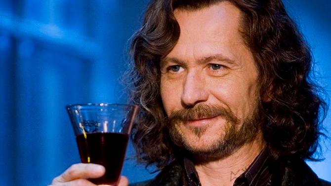 Sirius Black Drink