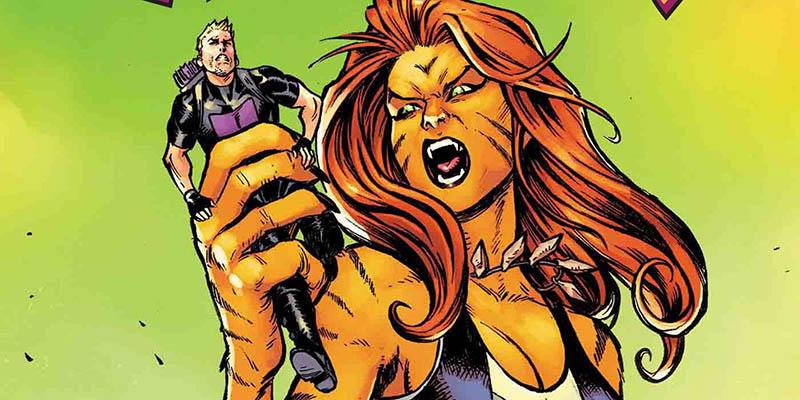Tigra Marvel Comics