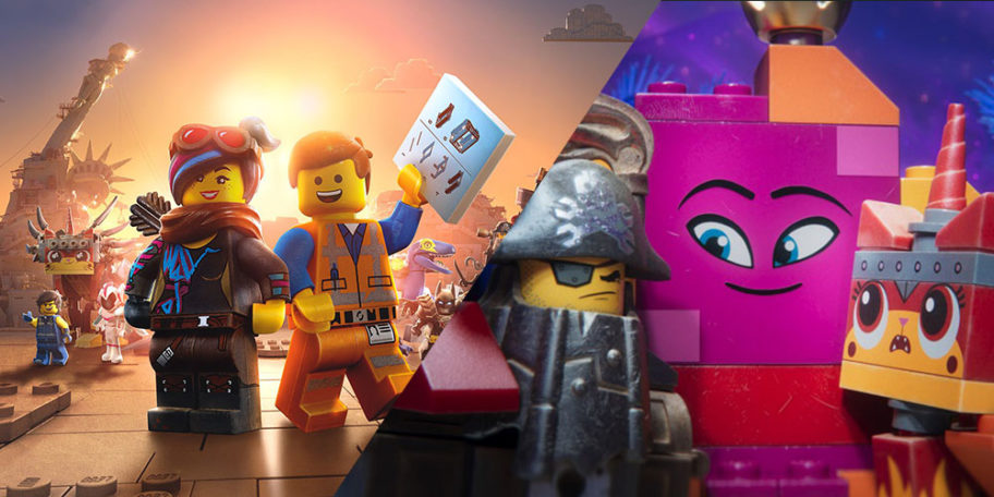 Does The Lego Movie 2 The Second Part Build On The Original