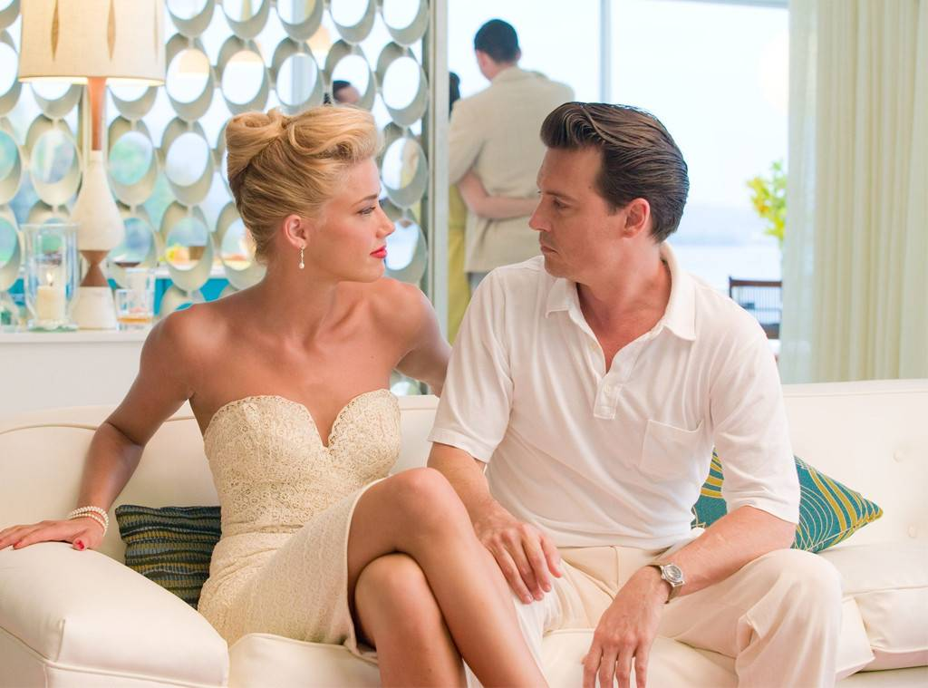 The Rum Diary Amber Heard Johnny Depp