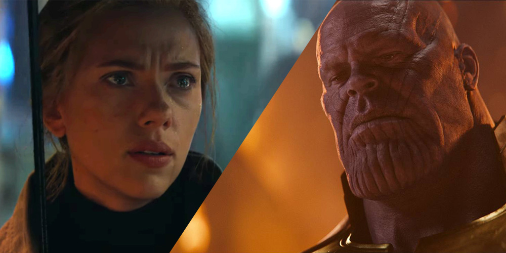 Scarlett Johansson Totally Ruined Avengers Endgame And No One Noticed
