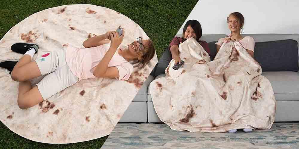 Burrito Blanket Amazon Featured