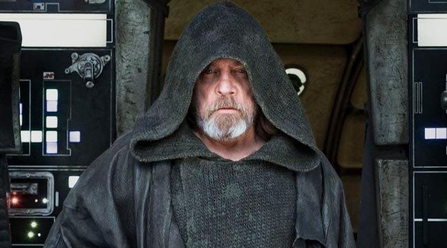 Mark Hamill Star Wars- The Last Jedi