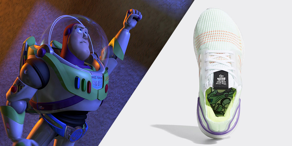 Releasing A Pair Of Toy Story Trainers