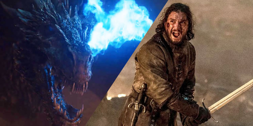 GoT Theory Reveals Jon Snow 'Screamed At Viserion For ...