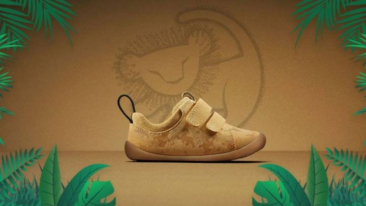 0459a653 Clarks Launches Brand New Range Of Lion King Shoes For Kids And They ...
