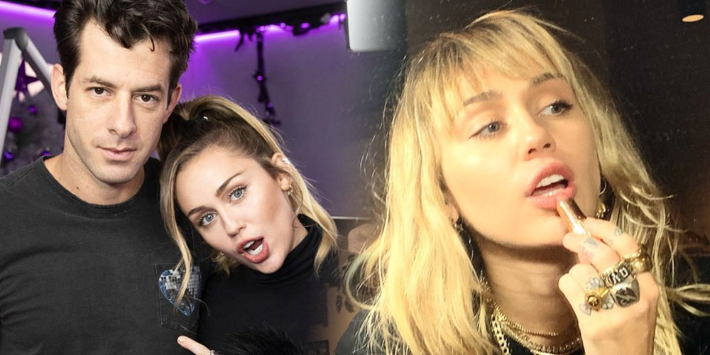 Miley Cyrus Debuts New Mullet Hairstyle For 2020