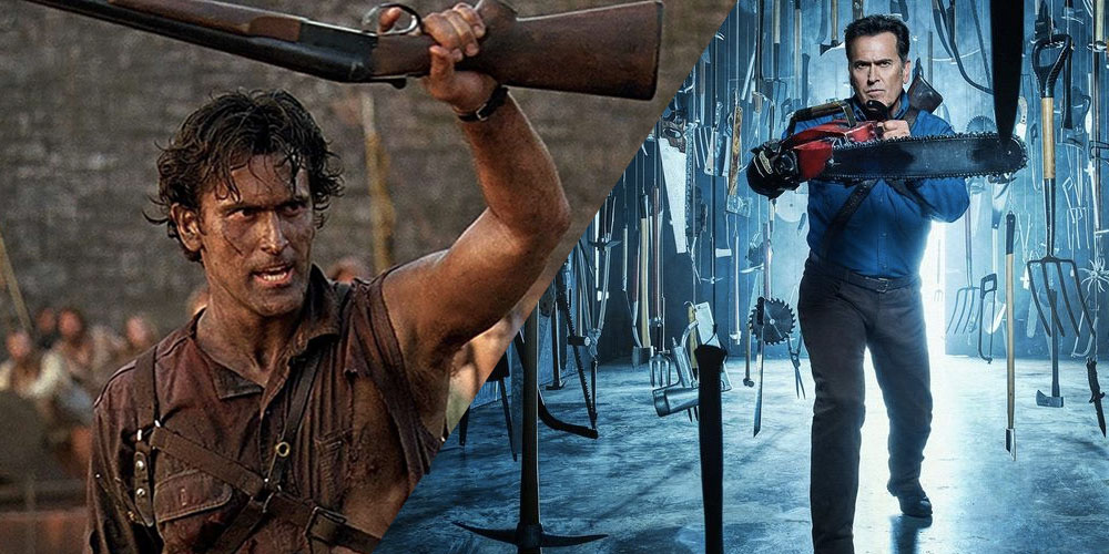 Bruce Campbell Brings Ash Williams Out Of Retirement For Evil Dead Psa
